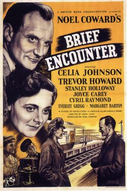 Poster for Brief Encounter.